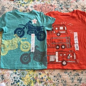 Lot of 2 Jumping Beans Tees